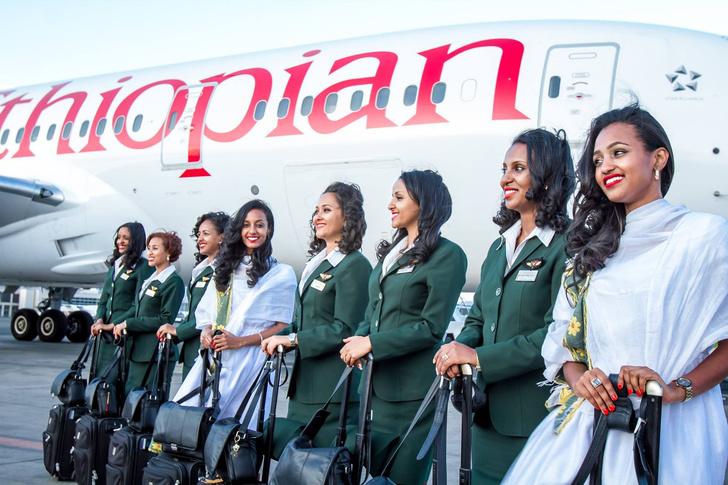 Фото №1 - В Эфиопии запускают первый в мире полностью женский авиарейс