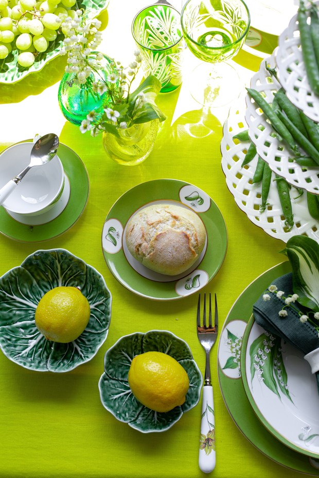 Фото №14 - Завтрак на траве: 10 правил красивой сервировки от Анны Муравиной