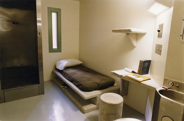 Фото №2 - Тюрьма с самым строгим режимом в мире