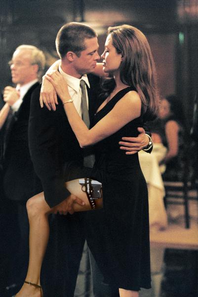 Фото №4 - 3 страха, разрушивших отношения Анджелины Джоли и Брэда Питта