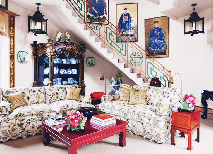 Фото №7 - Как живет Валентино: все дома известного кутюрье