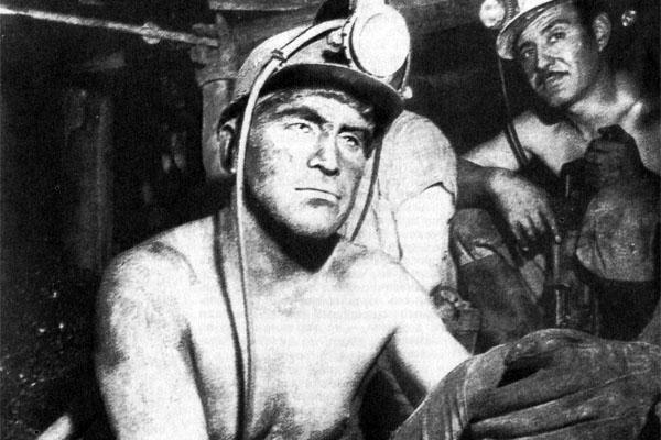 Фото №1 - Исидоро Каррильо — шахтер из лоты
