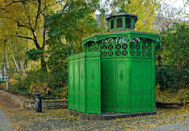 Фото №8 - 10уникальных общественных туалетов
