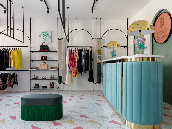 Фото №1 - Комиссионный бутик Recycle de Lux в Санкт-Петербурге