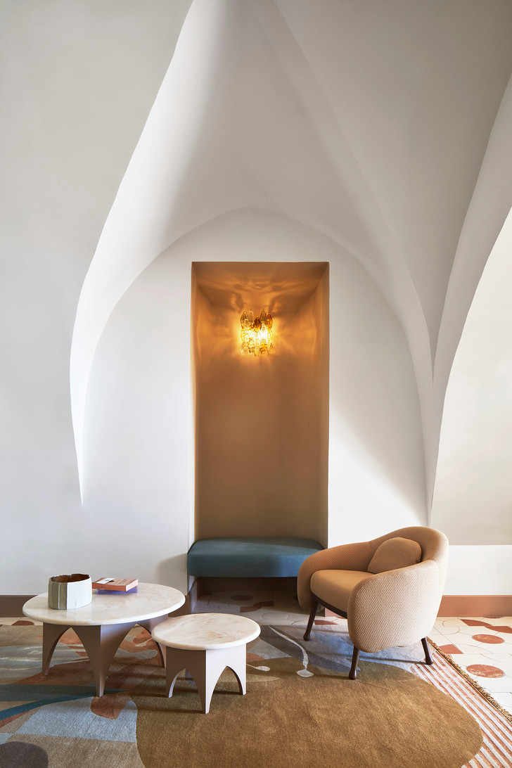Фото №4 - Сьюты отеля Palazzo Avino по дизайну Кристины Челестино