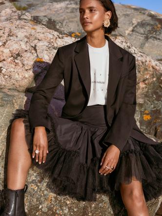 Фото №3 - 15 вещей Sandra Mansour x H&M для стильного завершения лета