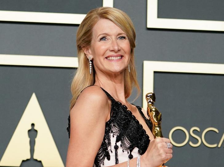 Фото №2 - Oscar Makeup: как повторить макияж Лоры Дерн с красной дорожки?