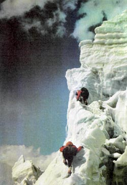 Фото №1 - Долгий путь на вершину