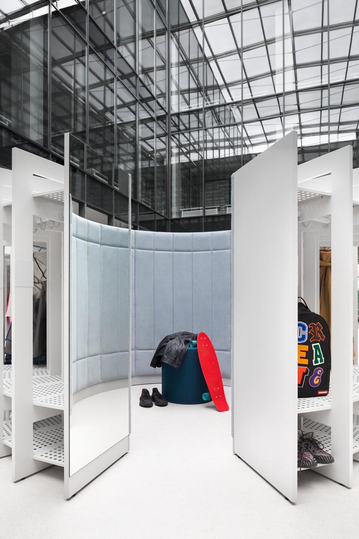 Фото №4 - Новый гардероб: проект студии Archipélago для «Хорошколы»