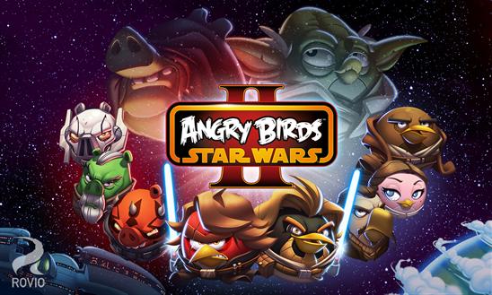 Angry Birds Star Wars приложение