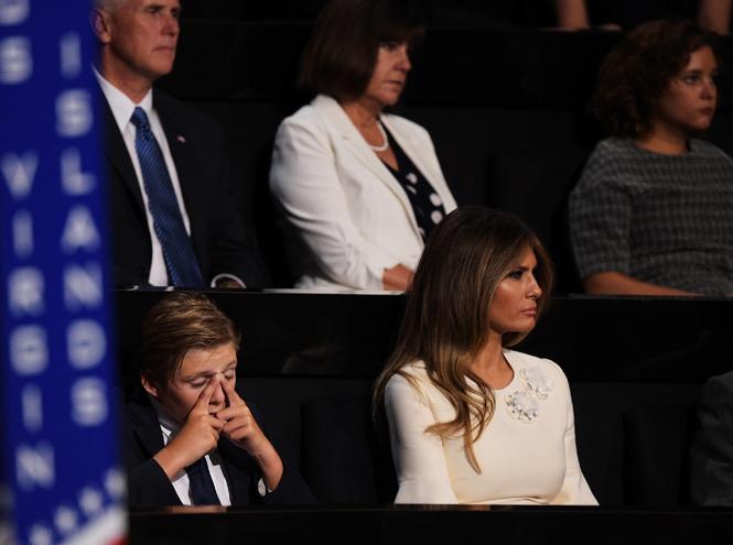 Фото №6 - Бэррон Трамп и еще 6 детей президентов США, которым досталось от СМИ