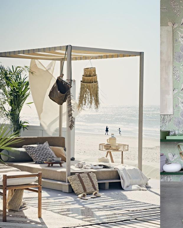 Фото №1 - Сон в летнюю ночь: кровати и лежанки с навесами