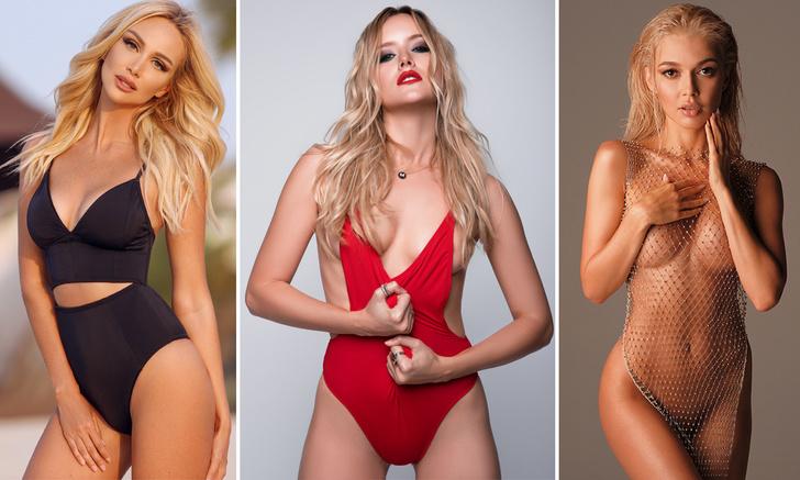 Фото №1 - 11 знойных блондинок— участниц «100 самых сексуальных женщин России»