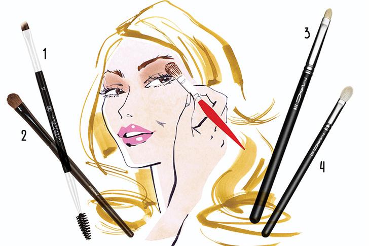 Фото №2 - Кисти для макияжа: все, что ты хотела знать