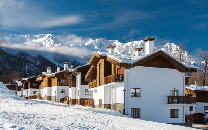 Фото №2 - «Роза Хутор»: чего ждать от популярного горнолыжного курорта