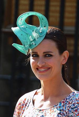 Фото №28 - 25 необычных шляп на королевских свадьбах