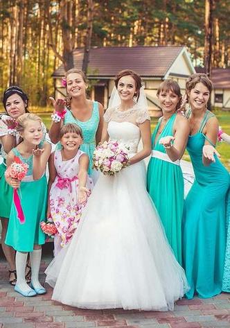Фото №18 - Your Wedding AWARDS 2015: голосуй за самую красивую невесту!