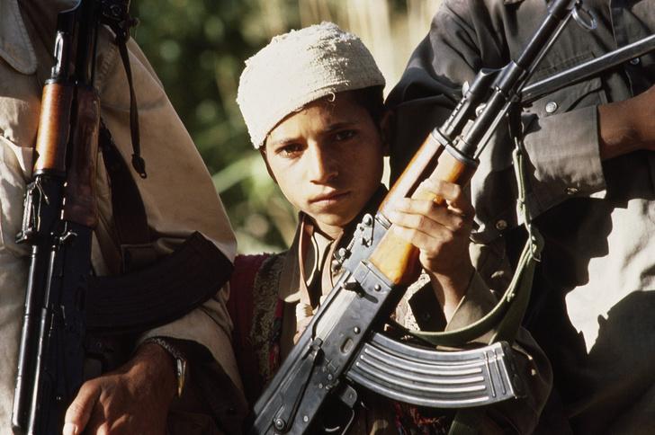 Фото №13 - 15 вещей, которые нужно знать об Афганистане, который опять пошел ко всем чертям