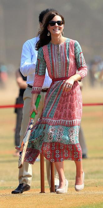 Фото №10 - Быть Кейт Миддлтон: американка потратила $3000, копируя герцогиню