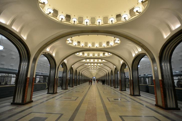 Фото №1 - У Московского метрополитена появилось 135 официальных гидов