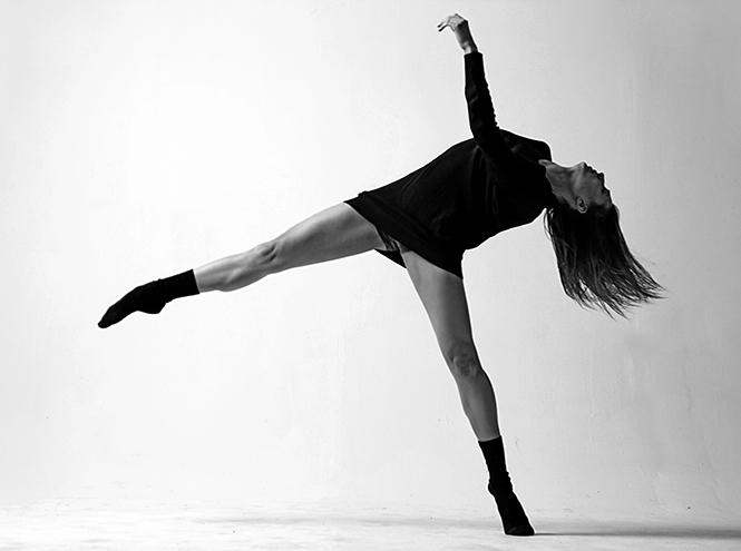 Фото №1 - Балерина Анастасия Медведева: «Современный танец - он про здесь и сейчас»