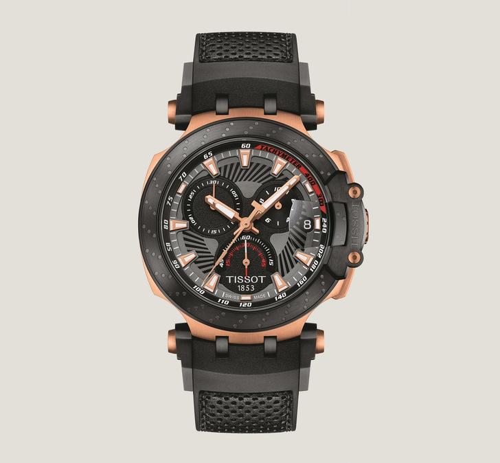 Фото №6 - Пять лучших моделей часов Tissot, посвященных мотоспорту