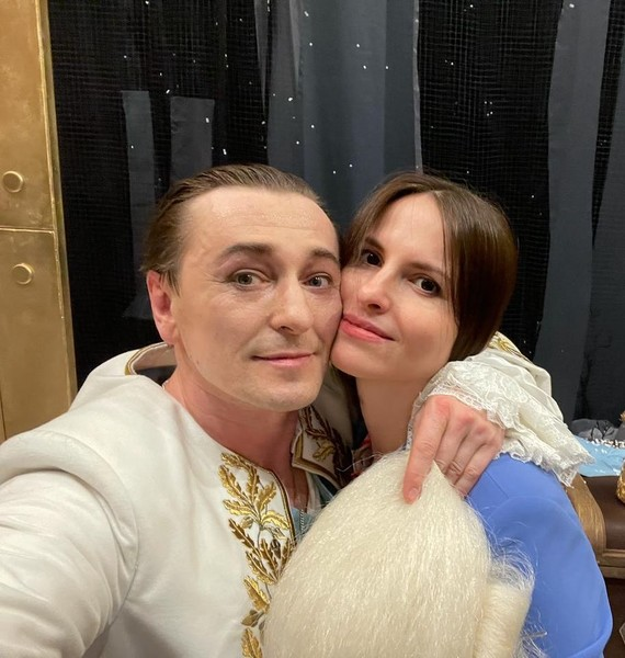 Сергей Безруков и Анна Матисон ждут третьего ребенка