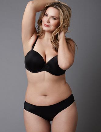 Фото №1 - Катя Жаркова: как человеку с большим телом носить белье