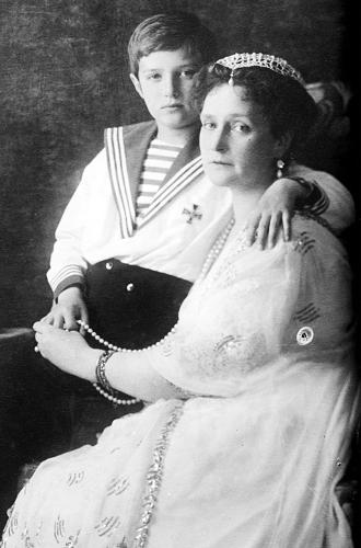 Фото №9 - Милые и забавные архивные фото царской семьи Романовых