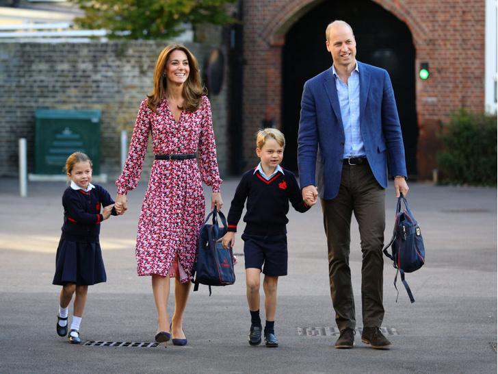 Фото №2 - Королевский ланч: чем Джордж и Шарлотта обедают в школе