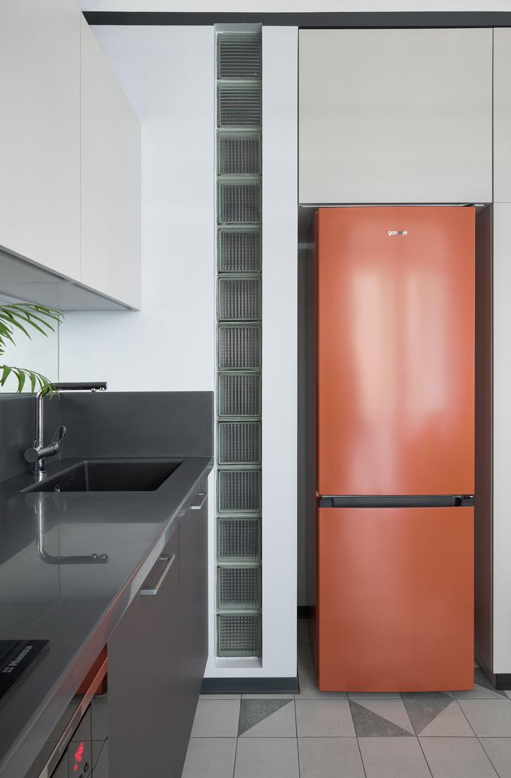 Фото №8 - Стильные апартаменты 31 м² для сдачи в аренду в Москве