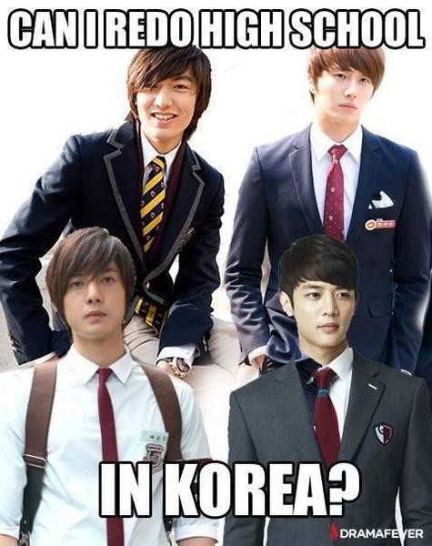 Фото №6 - 25 угарных мемов, которые поймут только фанаты корейских дорам