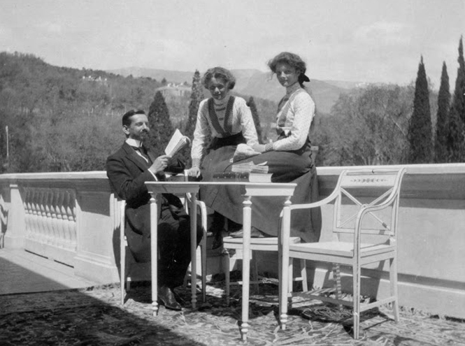 Фото №27 - Милые и забавные архивные фото царской семьи Романовых