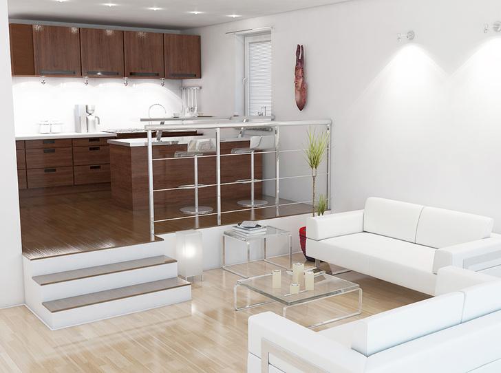 Фото №6 - Дизайн маленьких квартир: главные правила