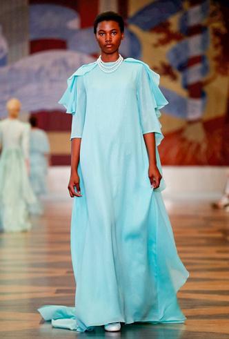 Фото №8 - Единороги в СССР: Ulyana Sergeenko Couture FW18