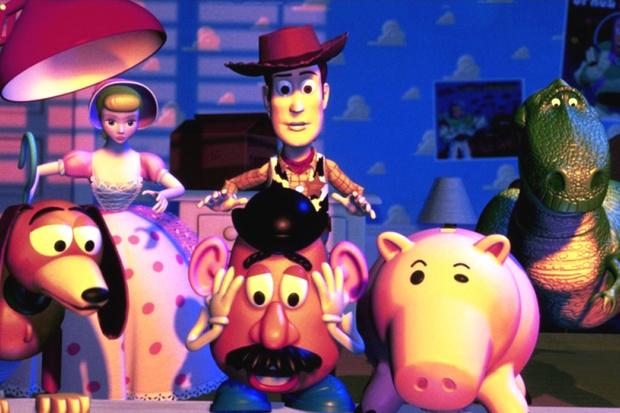 «История игрушек» (1995)