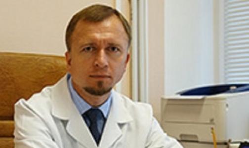 Фото №1 - Михаил Дубина покидает пост председателя комитета по здравоохранению Петербурга