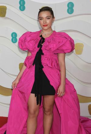 Фото №26 - BAFTA-2020: самые стильные звезды на ковровой дорожке церемонии
