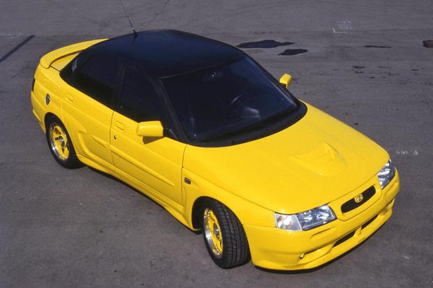 Фото №2 - «Желтая акула»— самая классная Lada 90-х