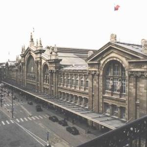 Фото №1 - Поездом до Парижа