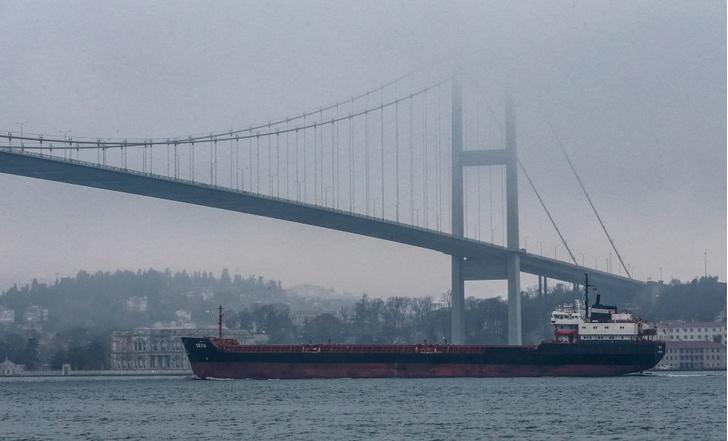 Фото №1 - Ворота Черного моря
