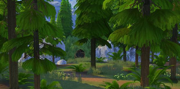 Фото №13 - Play Time: Секретные места в The Sims 4 и как туда попасть