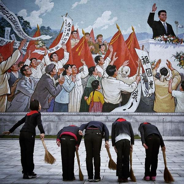 Фото №2 - Назад в СССР? Шокирующие особенности жизни и быта в Северной Корее