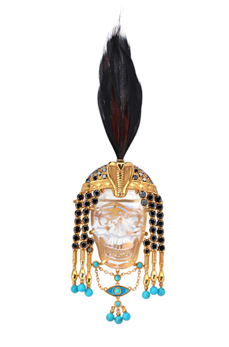 Фото №4 - Экскурс в историю: 3 украшения, вдохновленные культовыми женщинами