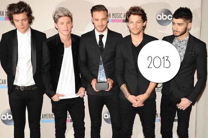 Фото №10 - Лучшие выходы One Direction за 5 лет