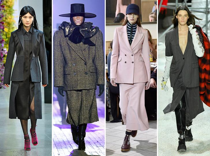 Фото №5 - 10 главных трендов осени-2018 с Недели моды в Нью-Йорке