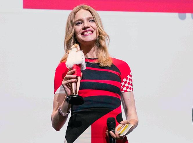 Фото №1 - Наталья Водянова стала прообразом Barbie-благотворительницы