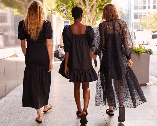Фото №2 - Эко-мода будущего: платья от H&M, созданные с заботой о природе