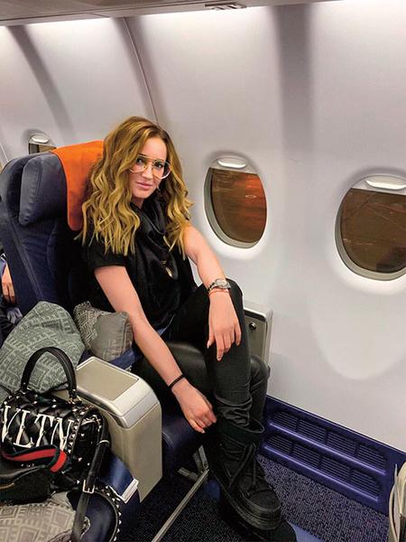Фото №13 - Ольга Бузова: «Обедаю в машине, сплю в самолете»