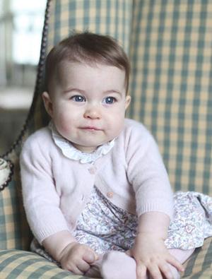 Фото №3 - Угадай кто: на кого больше похожа принцесса Шарлотта